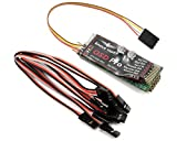 Eagle Tree Systems OSD Pro Combo Package w/100A eLogger & 10Hz GPS (Wire Leads)