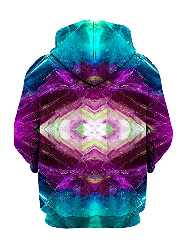 High Resolution All Over Print Graphics Noctum X Truth Highly Concentrated Hoodie
