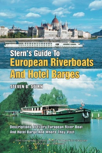 Download STERN'S GUIDE TO EUROPEAN RIVERBOATS AND HOTEL BARGES pdf epub