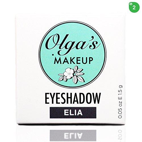 Organic & Mineral Eyeshadow - Elia by Olga's Organics