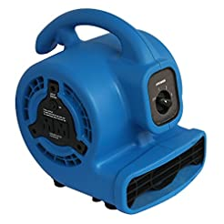 XPOWER P-80A Mini Mighty Air Mover, Floo...