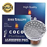 COCO PLATINUM Limited Edition of Pierced Hookah