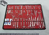 77 PIECES O.R GRADE KIT SET DDP INSTRUMENTS