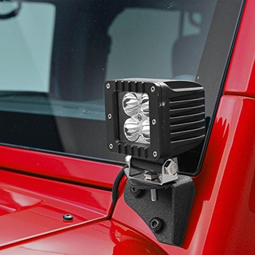 jeep bracket led - 9