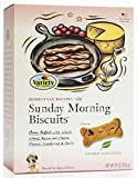 Homestyle Recipes, Sunday Morning Bacon And Cheese, 6/18-Ounce Boxes, Natural Baked Dog Biscuits For Sale