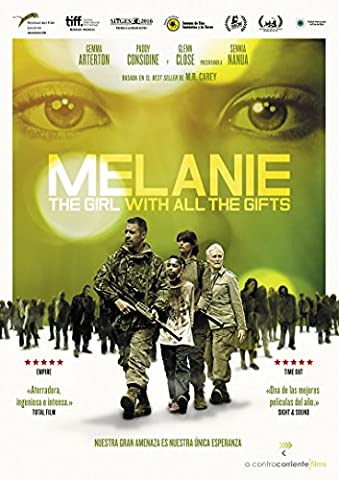 Melanie. The Girl With All the Gifts (Peliculas Terror)