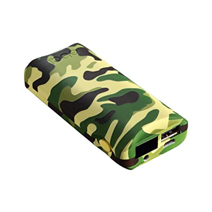 Amazon.com: Ebai EVA 5600 mAh camuflaje Mobile Phone Charger ...