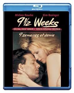 9 1/ 2 Weeks (Original Uncut version) [Blu-ray] (Bilingual)