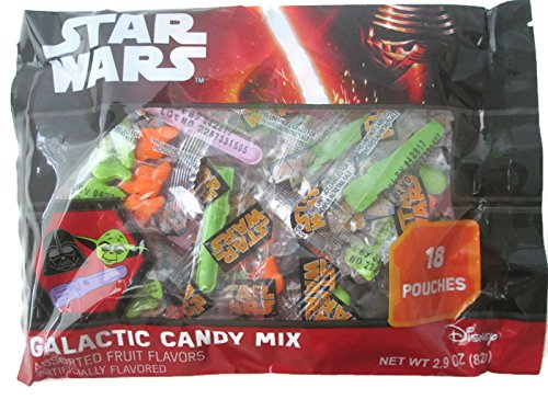 Star Wars Galactic Candy Mix 2.9oz (Pack of 2) (Star Wars Candy)