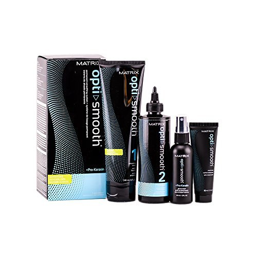 ermanent Smoothing System Thermal Straightener - Sensitized Kit ()