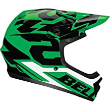 Bell Transfer-9 Full Face Helmet Medium Glow Green 54