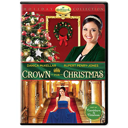 DVD : Crown for Christmas