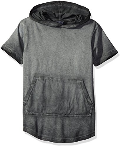 Southpole Sleeve Surface Hooded Scallop