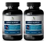 Pure Detox - Kidney Support Complex - Kidney Repair - 2 Bottles 120 Capsules