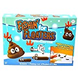 ChenXi Global Funny Bath Fishing Kids Game – Educational, Creative & Sensory Toys Improve Hand To Eye Coordination, Develop Fine Motor Skills, Enhance Patience With 1 Fishing Rod, 1 Net & 6 Floaters