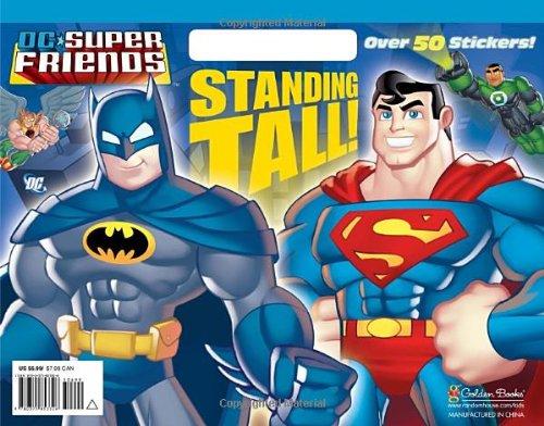 STANDING TALL! - DC ebook