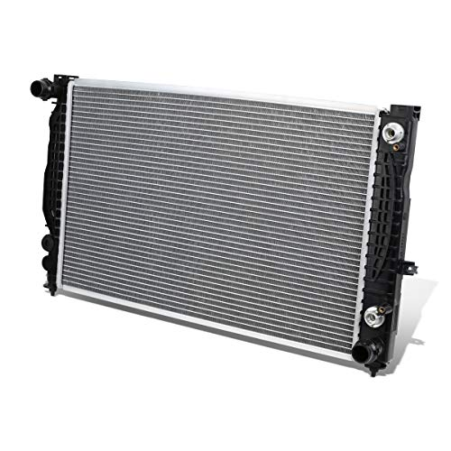 For 96-02 Audi A4 1.8T A6 2.8/Rs4 S4 2.7 Lightweight OE Style Full Aluminum Core Radiator DPI 2648