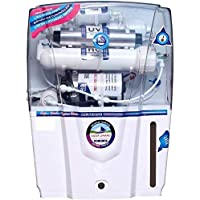 Atharv Aqua Grand Plus Audi RO+UV+UF+TDS with Mineral Cartridge 12-Liters,Water Purifier with Upto 2000 TDS, White