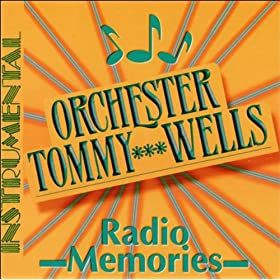 Orchester Tommy Wells - Lovely Weekend / The Old Nickelodeon
