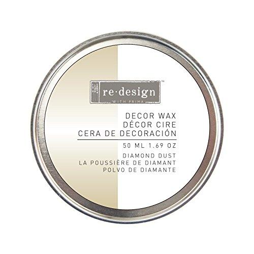 Prima Marketing Inc. 655350633455 Redesign Wax Paste, White Gold by Prima Marketing Inc.