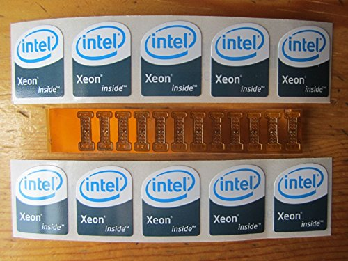 Lot of 6 LGA 771 to 775 adapters for Xeon Mod and 5 'Intel