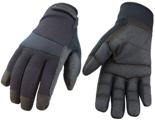 [Youngstown Glove 08-8060-80-XL Military Work Glove - Utility X-Large] (Youngstown Mechanics Plus Gloves)
