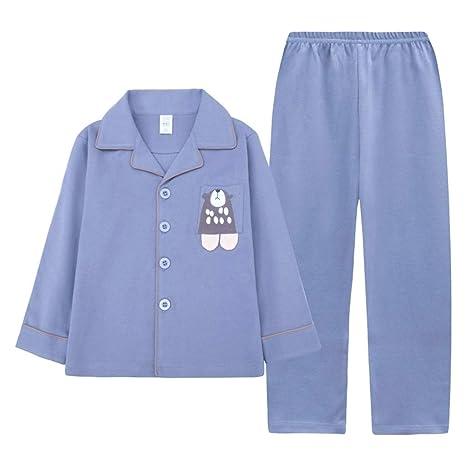 Pijamas para niños Disfraces de Halloween Pijamas para niños Ropa de algodón para niños Pijamas Divertidos Manga Larga Juego de 2 Piezas Juego de Pijamas ...