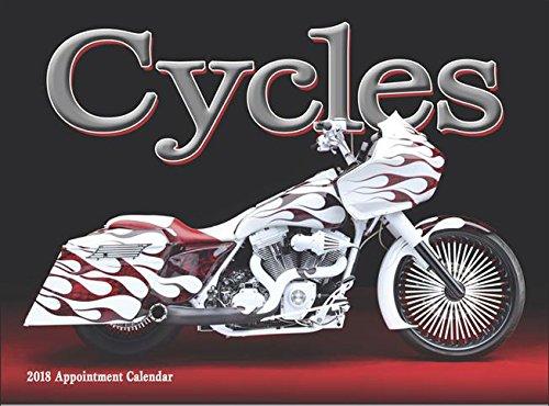 Custom Cycles 2018 Wall Calendar - 18
