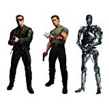 NECA Cult Classics/Terminator 2 - Action Figures Series 1: Set Of 3