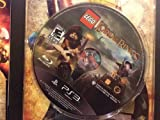 LEGO, The Lord of The Rings with The Fellowship of The Ring Blu-Ray Playstation 3