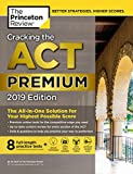 Cracking the ACT Premium Edition with 8 Practice Tests, 2019: 8 Practice Tests + Content Review + Strategies (College Test Preparation): more info