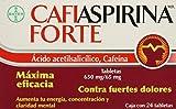 Cafiaspirina Tabletas Forte, 24 Piezas