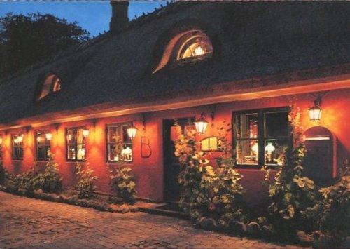 COLLECTIBLE POSTCARD: BREGNEROD KRO /FARUM, DENMARK /HOTEL /OLD WORLD ()