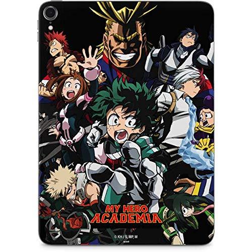 Amazon com: Skinit My Hero Academia Main Poster iPad Pro