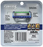 Gillette Fusion5 ProGlide Mens Razor Blades, 8 Blade Refills (Packaging May Vary)