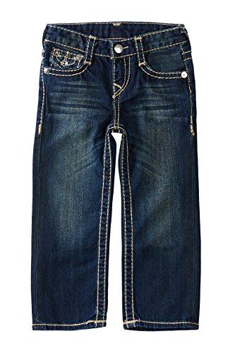 l Big T Straight Fit Jean (Toddler Boys), Size 2T ()