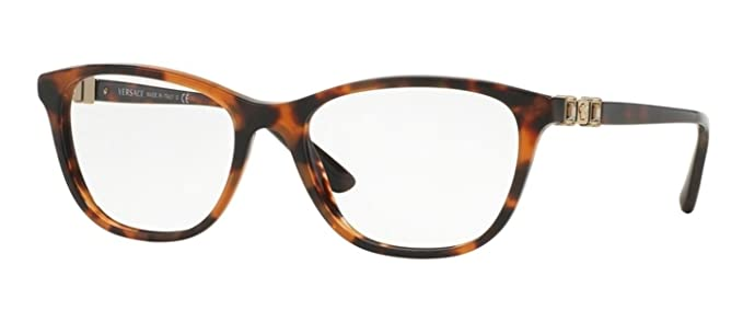 d9980180a50e Amazon.com  Versace Women s VE3213B Eyeglasses 52mm  Clothing