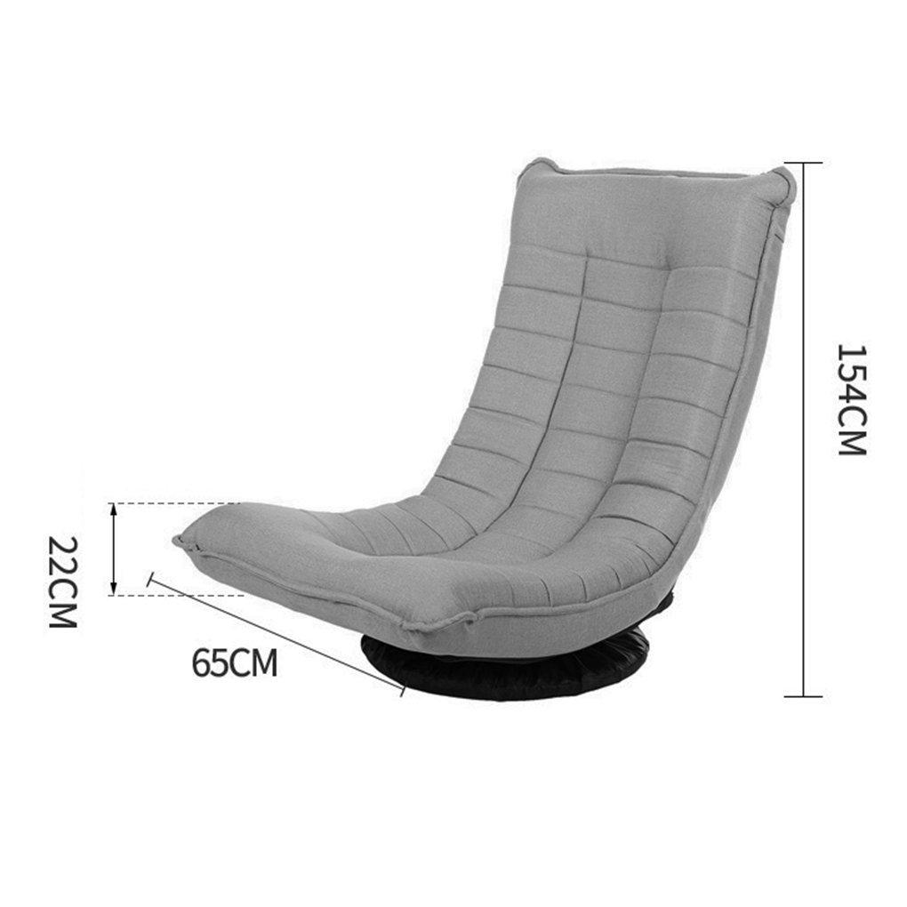 hj Tatami Moon Chair Swivel Sofa Silla Plegable Silla ...