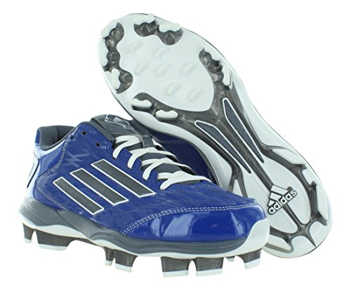 adidas Performance Damen PowerAlley 2 TPU W Softball Cleat Blau grau