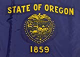 6x10ft Oregon Flag - Highest Quality Outdoor Nylon
