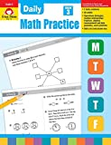img - for Evan-Moor Daily Math Practice, Grade 3 - Teacher's Edition, 36 Weeks of Math Activities for Third Graders book / textbook / text book