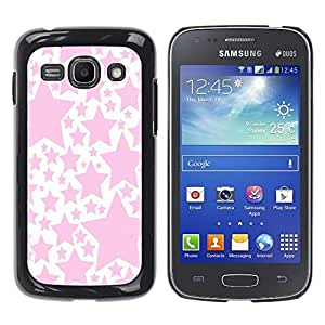 Dragon Case - FOR Samsung Galaxy Ace 3 - For man is man - Caja protectora de pl??stico duro de la cubierta Dise?¡Ào Slim Fit