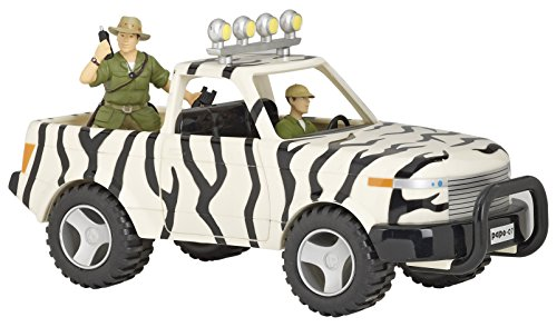 (Papo Jungle Car and Driver)
