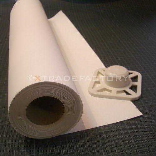INKJET CANVAS lienzo 260gsm 0,61 x 15 m para impresora fotográfica impresión digital: Amazon.es: Hogar