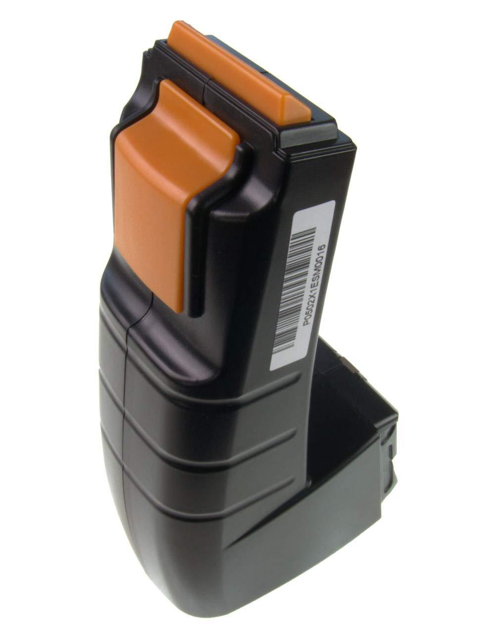 6-9,6 V 2000 mAh NiMH Batterie pour Festo cdd9 6 FX bp9