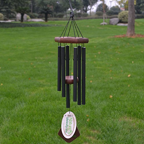 """Unique Wind Chimes - 20"""" 6 Tubes Metal Wind Chimes Beauti..."""