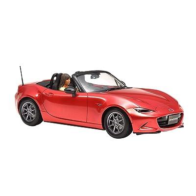 Tamiya 24342 1/24 Mazda MX-5 Plastic Model Kit (TAM24342): Toys & Games