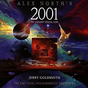 Alex North's 2001 (Unused Score) (OST)