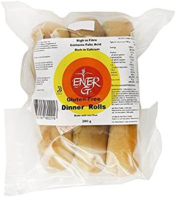 Ener-G Tapioca Dinner Rolls Gluten and Wheat Free - 9.88 oz