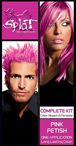 splat hair styles how to dye your hair with splat hair dye hubpages 9304